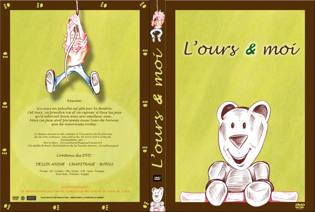 pochette dvd ours et moi